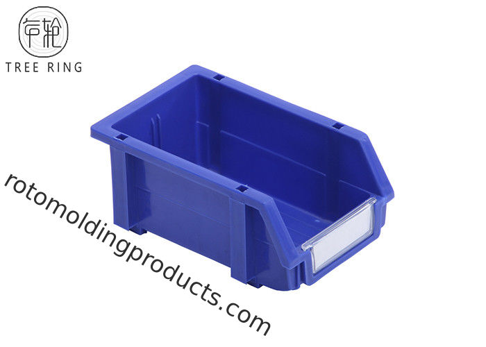 Stackable Small Tooling Storage Bins For Screws And Bolts Using On Shelf  Rack Board