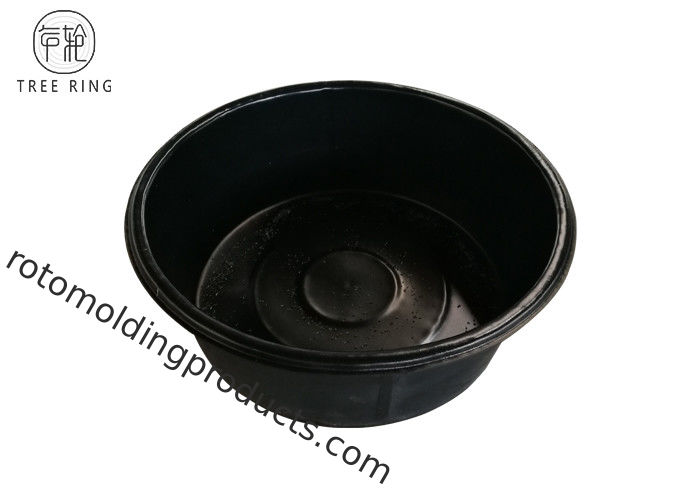 Open Top Colored Round Feeding Trough  M300L Customized Heavy Duty Portable