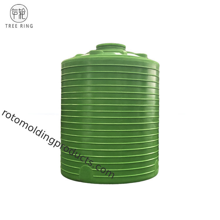Food Gade Poly Sump Roto Mold Tanks For Aquaponics Plant , Vertical Water Storage Tank