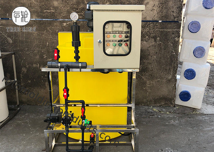 500L Effluent Treatment Plant Plastic Automatic Chlorine Dosing System With Pump