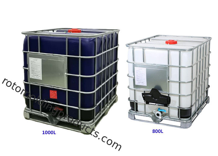 800l Ibc Hazardous Goods Container Food Grade Ibc Tank For Storage And Transport
